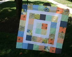 100 Quilts for Kids Quilt Along Schedule Storytime Squares Tutorial by Rae Hoekstra of Made By Rae (used with permission) Saturday, August 27: Be There or Be Square: 100 Quilts for Kids Quilt Along…