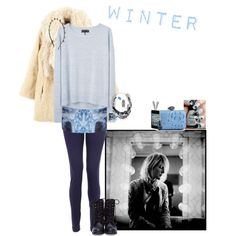 """winter"" by smelnikoff on Polyvore"