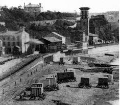Dawlish Station 1861.