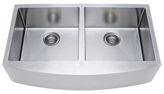 Franke Kinetic Apron Front Farm House Double Bowl Kitchen Sink, Stainless Steel ** You can get additional details at the image link. (This is an affiliate link) Kitchen Remodel, Stainless Steel Farmhouse Sink, Rustic Furniture, Steel, Kitchen Styling, Farmhouse Kitchen Design, Stainless Steel, Sink, Modern Appliances