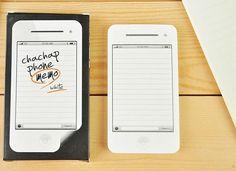 Iphone Memo Pad