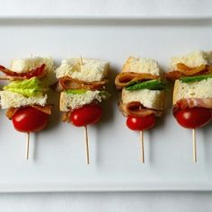 BLT Bites   10 Back-to-School Snacks and Lunches