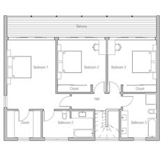 house design house-plan-ch398 11