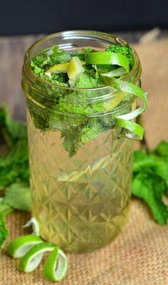 Lemon Lime Mojito |      Lemon Lime Mojito | from  willcookforsmiles...