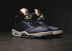 Release Reminder: Air Jordan 5 Bronze