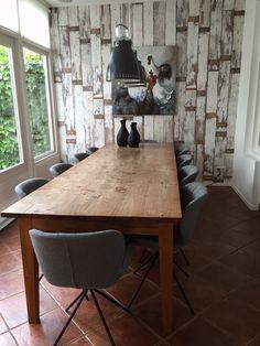 10 x OMG van Zuiver @designwonen tafel is 300 X 100
