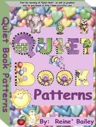 Image result for quiet book patterns