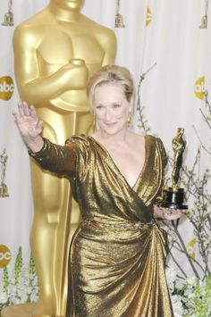 Meryl Streep is an American actress of theatre, film and television. She is widely regarded as the greatest living actress, as well as one of the greatest actresses of all time.