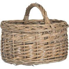 Korb mini Mini, Wicker Baskets, Material, Home Decor, Products, Paper Lanterns, Homes, Room Decor, Home Interior Design