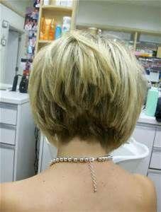 bob back view of stacked bob haircut back views of stacked hairstyle
