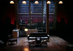 Dying City. Hartford Stage. Scenic design by Wilson Chin.