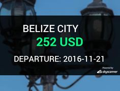 Flight from San Francisco to Belize City by United #travel #ticket #flight #deals   BOOK NOW >>>