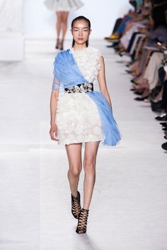 Giambattista Valli - Fall 2013 Couture 12 - The Cut