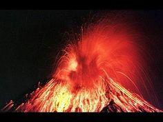 Extraordinaria explosión del Volcán Popocatépetl 11 de junio 2014 6:36am - YouTube