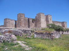 Spain - Castillo de Trujillo, Caceres