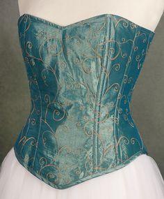 481 - Baroque Corset