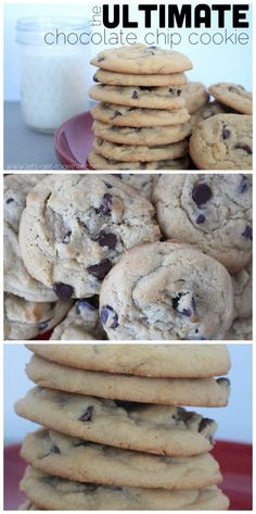 The Ultimate Chocolate Chip Cookie - Let's Get Together