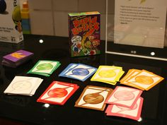 Good Housekeeping picks Peggy Brown's RAPID REFLEX as one of its 12 best games at Toy Fair 2012!