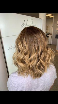 Milkshake hair color Milkshake Hair Products, Blonde Curls, Hair Color, Long Hair Styles, Shaving Machine, Barbershop, Hairdressers, Dressmaking, Shaving