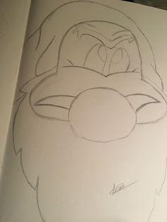 Its grumpy