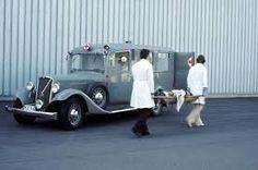 Volvo PV 650 1934, Ambulance. See: https://pinterest.com/pin/287386019949322158/