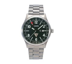 Titanium Watches, Metal Fashion, Time Zones, Bracelet Watch, Quartz, Crystals, My Style, Mineral, Numbers