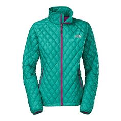 The North Face Womens Thermoball Jacket Full Zip xsmall ** Click on the image for additional details. (Amazon affiliate link)