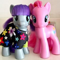 Pinkie & Maud - My little Pony  G4!❤️#toys #私の小さなポニー #我的小马驹 #princesscelestia #twilightsparkle  #f4f #followforlike #wishes #horsepower  #colors #life #collection #mlp #mlpfim #mylittlepony #mylittleponyfriendshipismagic #mylittleponythailand #mylittleponyfim #toy #toys #toyphotography #fim #hasbro  #instacolor #instatoys  #rainbowdash  #brinquedo #blossomforth #cupcake #lilyblossom