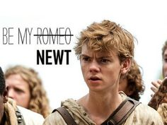 Options are Minho, Gally, Frypan, Zart, Newt, Chuck or Alby.