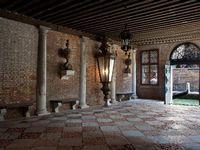 A l'intérieur du Palazzo Gradenigo à Venise. [Jean-François Jaussaud - Luxproductions.com]