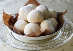 スノーボールのレモンクッキー | ☆マリィズキッチン☆手軽でおいしい料理レシピ
