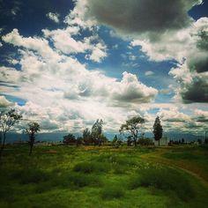 Días de nubes y cielo azul #mexigers #mexico #ig_mexico #igerspuebla #ig #Puebla http://ift.tt/29Qtuud