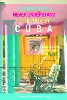 Cuba's more than Havana, vintage cars, and colorful walls - learn more about the reality of what it's like to travel to this difficult yet rewarding country.
