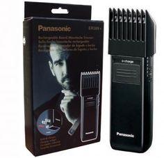 c67c656c0 Barbeador E Aparador De Barba Panasonic Er 389k 127v Máquina De Acabamento