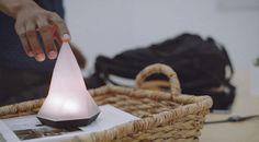 Peak, una lámpara que nos ayudará a crear nuevos hábitos - http://www.hwlibre.com/peak-una-lampara-nos-ayudara-crear-nuevos-habitos/