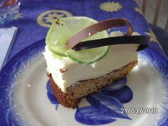 Recette Thermomix: Cheesecake au citron + photos