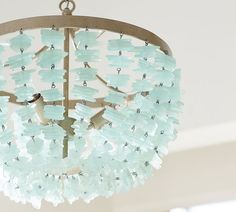 Vintage glass fishing float light fixture chandelier with 7 floats enya sea glass chandelier coastal chandeliercapiz chandelierturquoise chandelierdining table mozeypictures Images