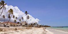 Strand auf Sansibar © Carina Dieringer