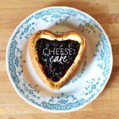 San Valentine cheese cake