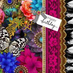 Happy birthday kaart. Hallmarknl