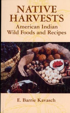 Native Harvests: American Indian Wild Foods and Recipes Author : E. Barrie Kavasch Pages : 272 pages Publisher : Dover Publications Language : : : 9780486440637 Native Foods, Wild Edibles, Survival Food, Homestead Survival, Survival Tips, Survival Skills, Native American Indians, Native Americans, Native American Recipes