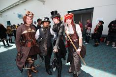 Steampunk Costume | Steampunk Costumes SDCC | Flickr - Photo Sharing!