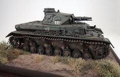 Panzer IV Ausf.D Tauch