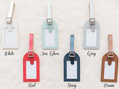 (A) THE LITTLE DETAILS This Love Travels luggage tag includes a personalized favor tag and map design insert. Our signature insert is behind the map design insert so guests can use to write their name, address, etc.. The favor arrives assembled with the favor tag tied onto the luggage tag. A digital proof is provided with each order prior to production. Each luggage tag is handmade! (B) QUANTITY MORE quantity available! Please do not purchase this listing. Click Request a custom order in the…