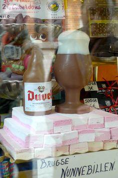 Chocolate Duvel, Bruges