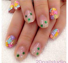 #Naildesigns #fancynails #manicure #nails #nailideas #gelnails #nailtrends #simplenails #shellac #unas #elegantnails #lovenails #nailfashion #nailtrends