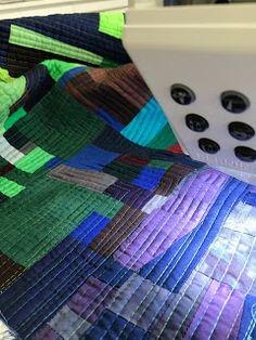 quilts und mehr: quilten / quilting Quilt Art, Inchies, Blog, Blogging