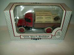 ERTL 1926 MACK BULLDOG DELIVERY TRUCK BANK DIE CAST