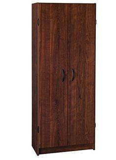 Best 24 Inch Pantry Cabinet 4 Shelves 2 Adjustable Shelves 640 x 480