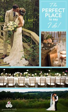 40 best ohio wedding venues images on pinterest wedding places ohios outdoor wedding venue boasts ten great reasons to get married at the inn at honey run your outdoor wedding location is closer than you think junglespirit Images
